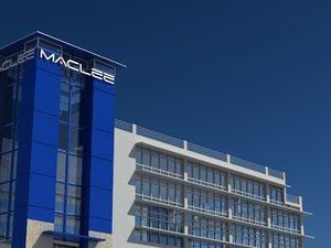 maclee building 3d model