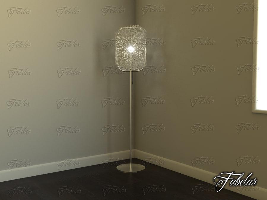 floor light 3d max