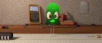 LED character
