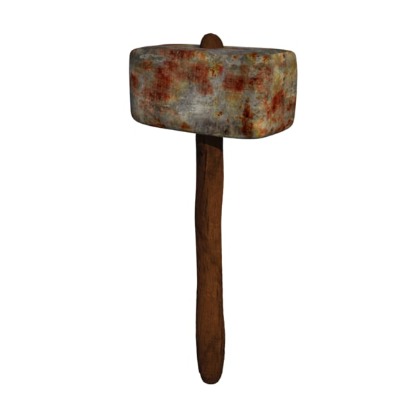 hammer obj free