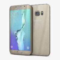samsung galaxy s6 edge 3d model