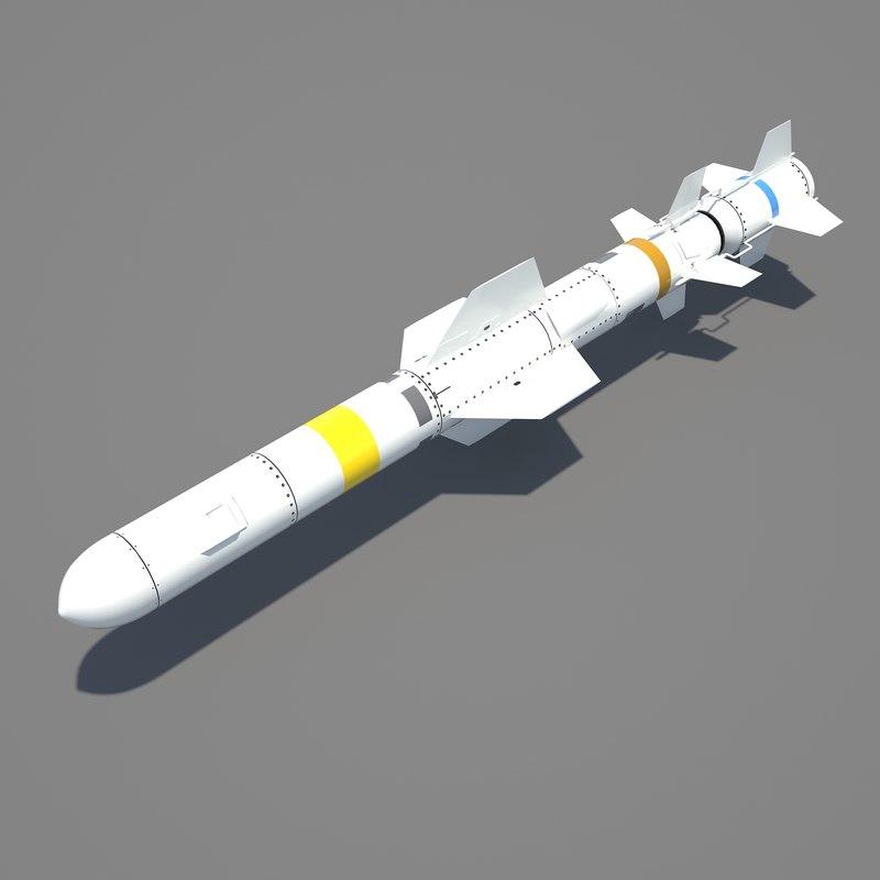 rgm 84 harpoon obj