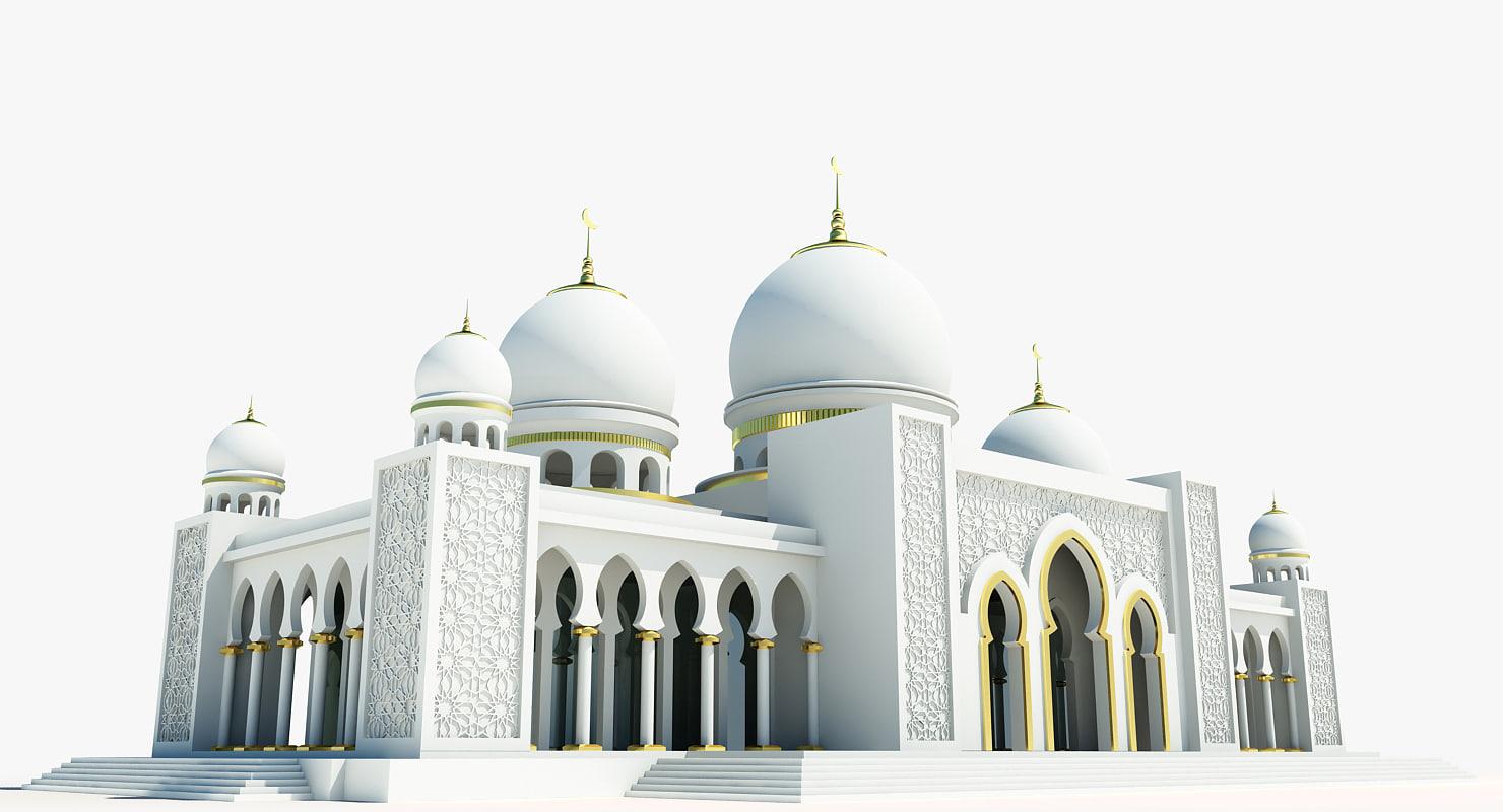 max mosque building