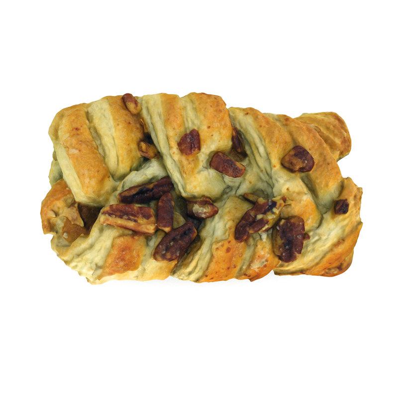 pecan maple danish pastry max