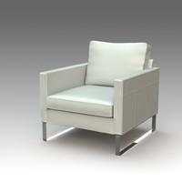 3d armchair ikea