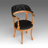 Leather Armchair_032