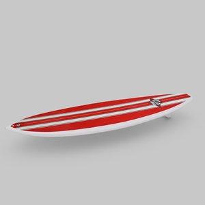 surfboard 02 obj