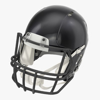 football helmet 3d max