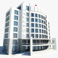 hospital building symbol max