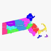 max massachusetts counties