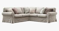 Ikea Ektorp (Corner sofa)