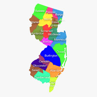 New Jersey Counties