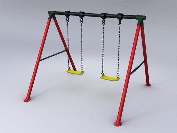 obj swing