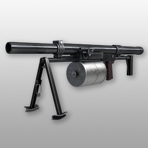 max tkb-0249 crossbow grenade launcher