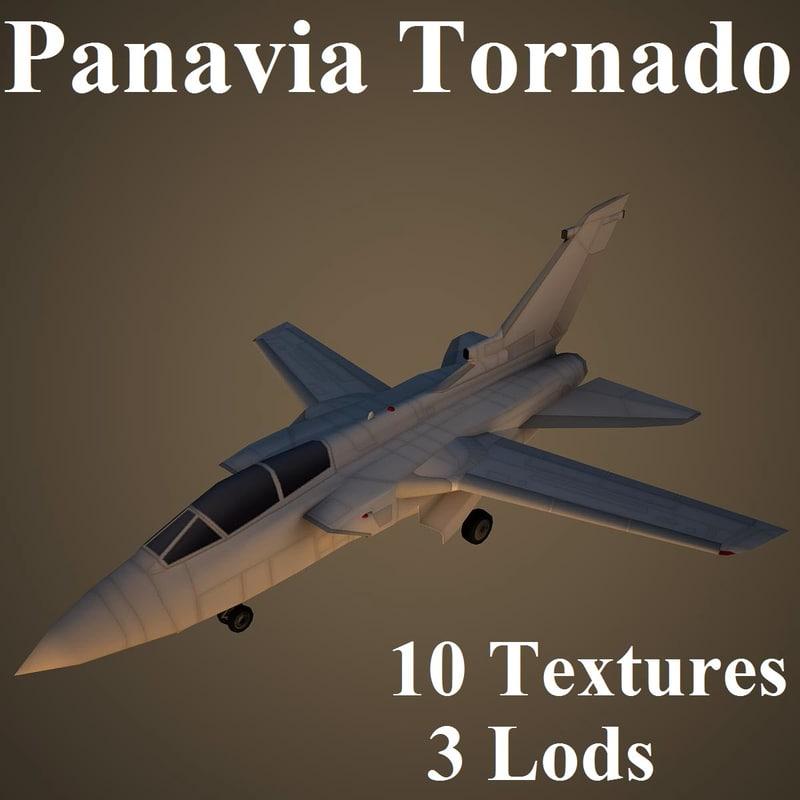 panavia tornado 3d ma