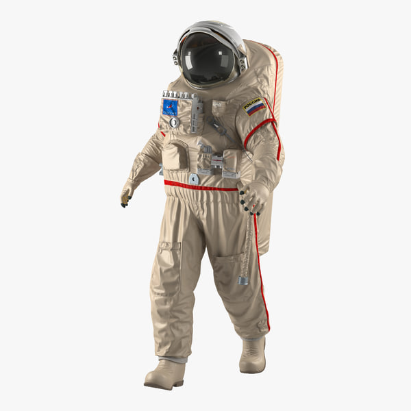 russian space suit orlan max