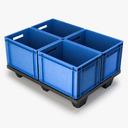 crate 3D models