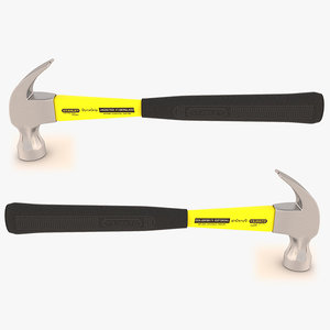 fiberglass hammer 3d model