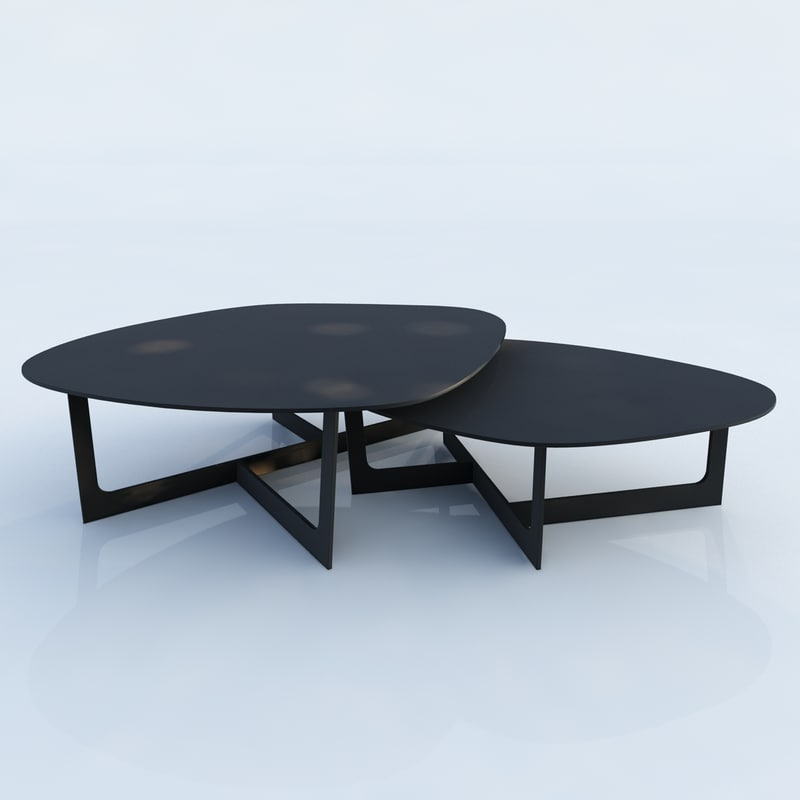 3d model of coffee table