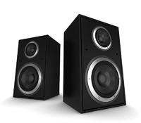 3d max speakers