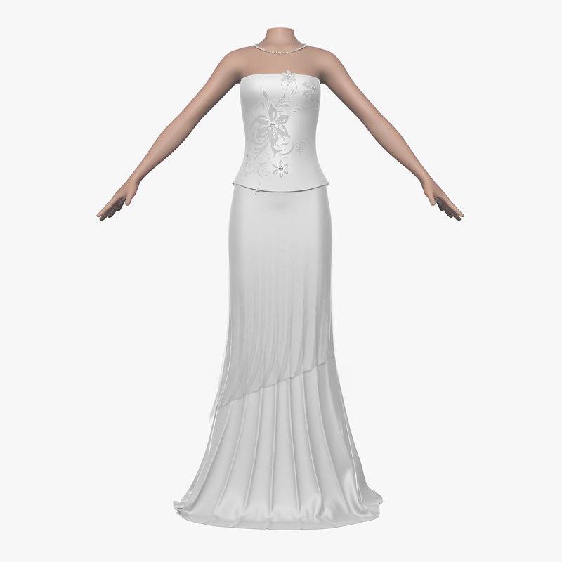 max 2 dress female