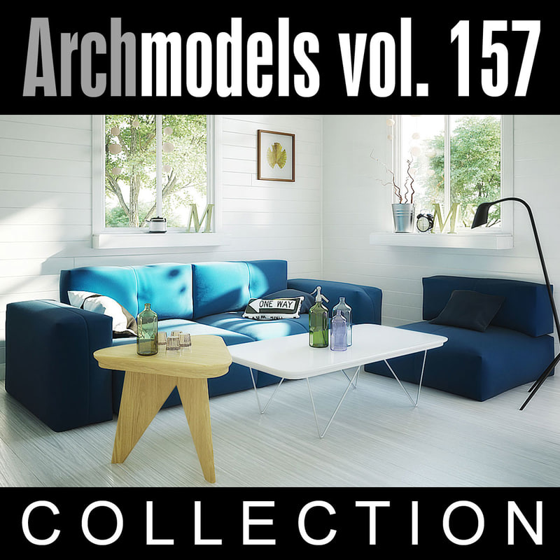 Archmodels vol  157