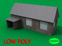 ready house 3d 3ds