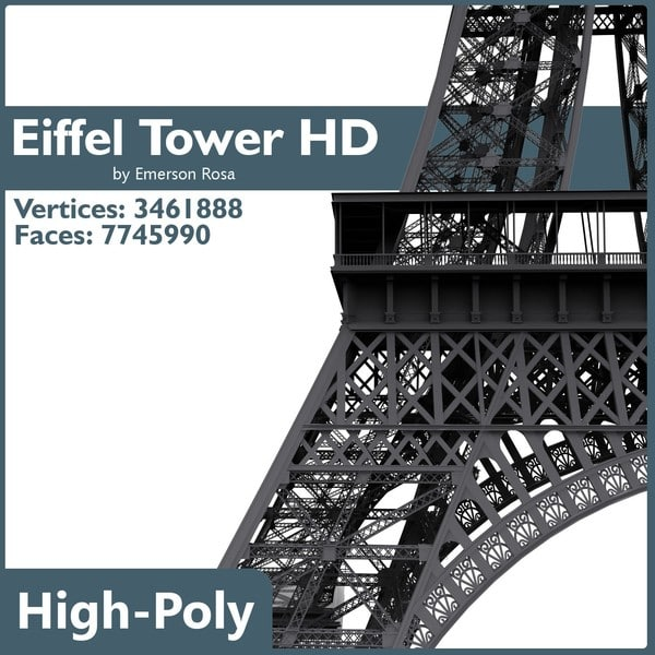 max eiffel tower