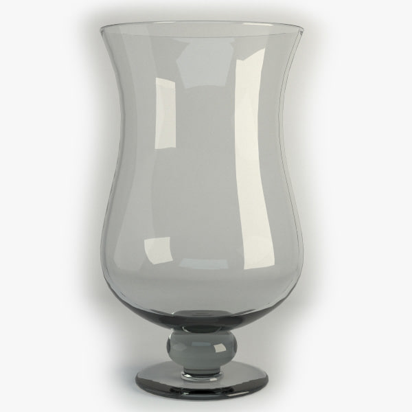 max glass table vase