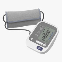 blood pressure monitor 3d max