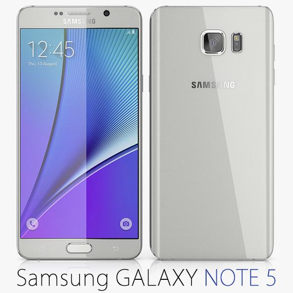 galaxy note samsung 5 max