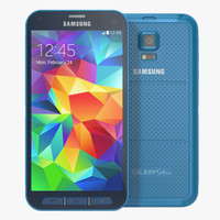 3d samsung galaxy s5 sport model