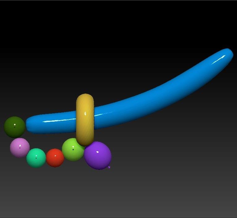 sword balloon 3ds