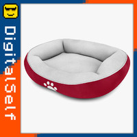 Pet Bed Red