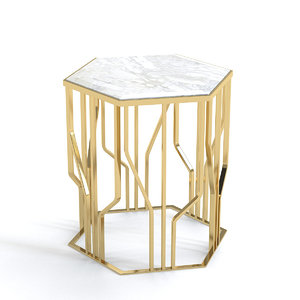 longhi ginza table 3d max