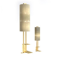 Fendi Chiara Piantana Standing Table l Lamp Set modern