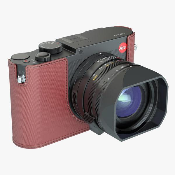 photoreal digital camera leica max