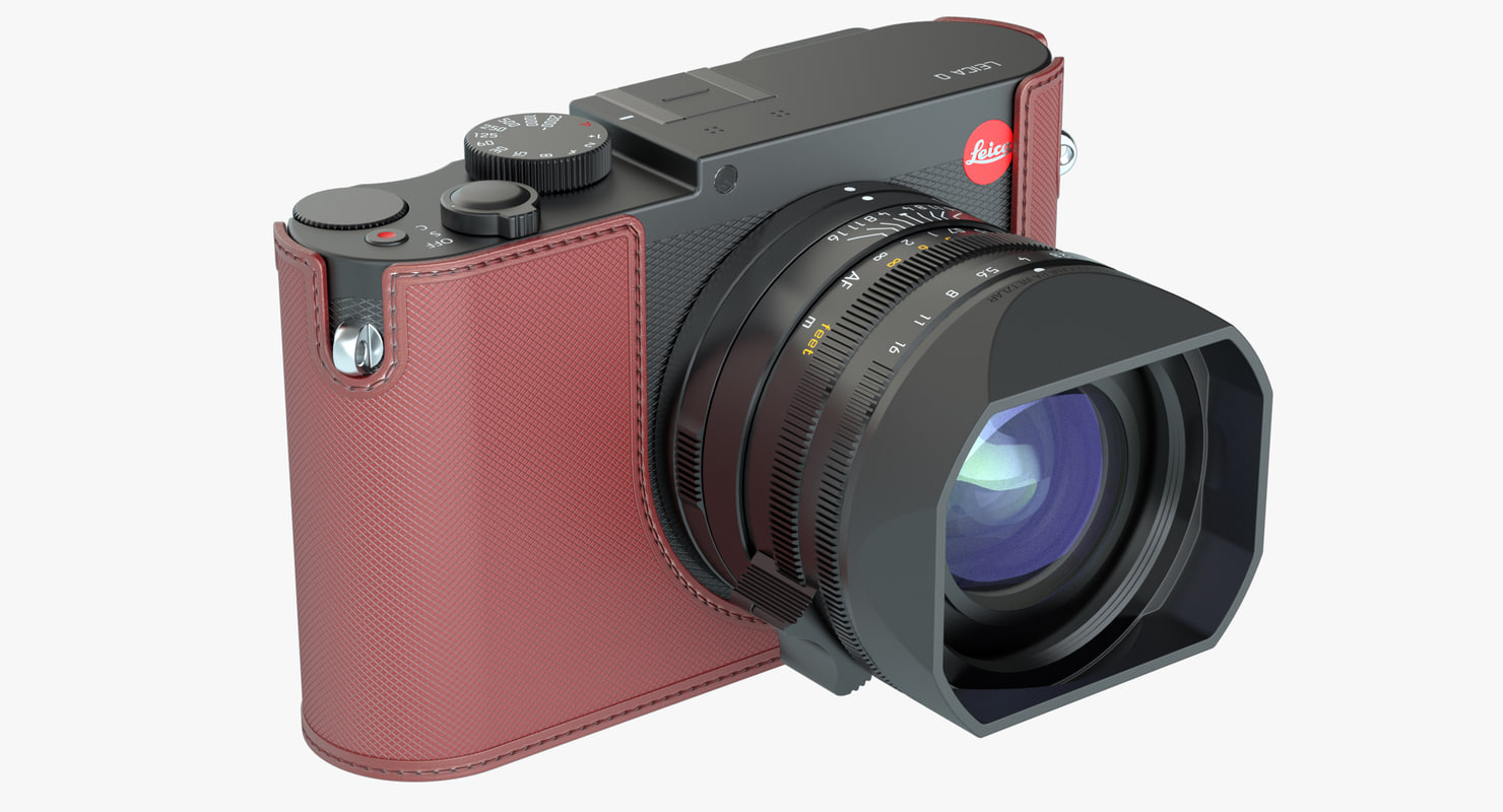photoreal digital camera leica max