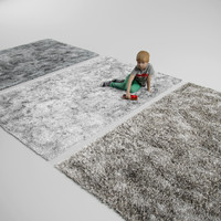 3d fur carpet