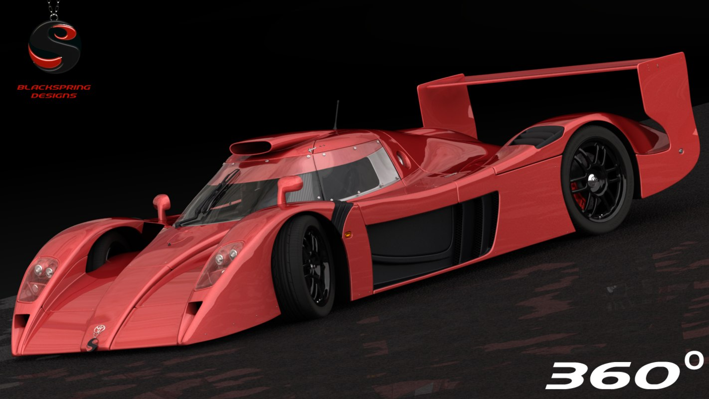 max toyota gt-one 1999