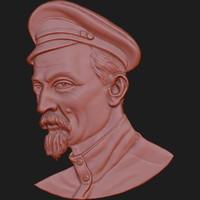 dzerzhinsky 3d model