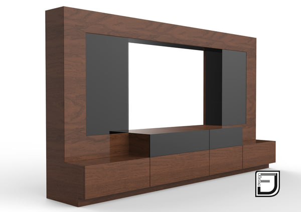 3ds tv stand 8