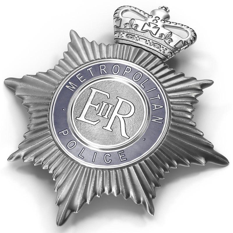 3ds london metropolitan police helmet