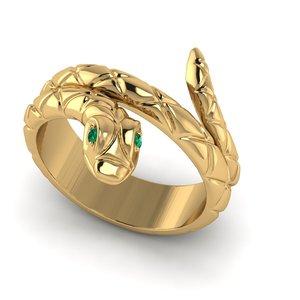 3dm ring snake