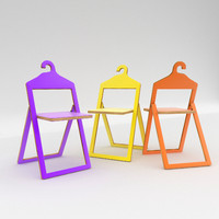 hanger chair philippe malouin 3d max