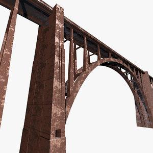 obj bixby creek bridge
