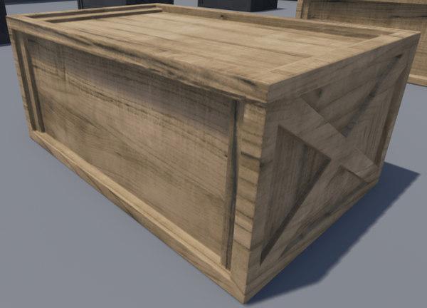 free max model crate