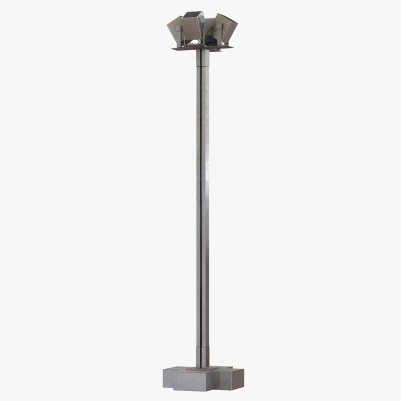 3d model lamp maison desny important