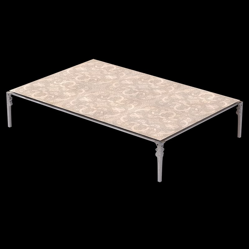 3ds max table ingrid donat basse
