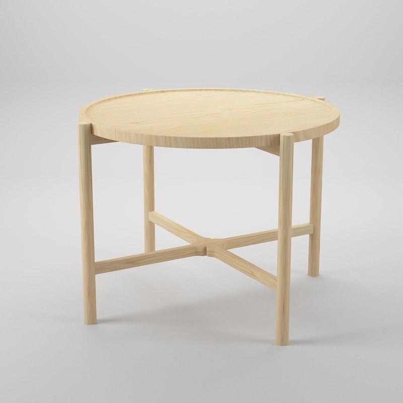 table hans j wegner 3d max